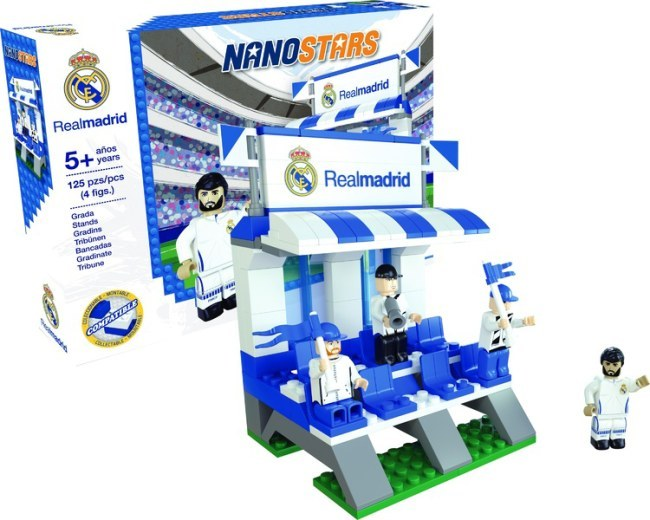 Lego Nanostars Real Madrid - tribuna