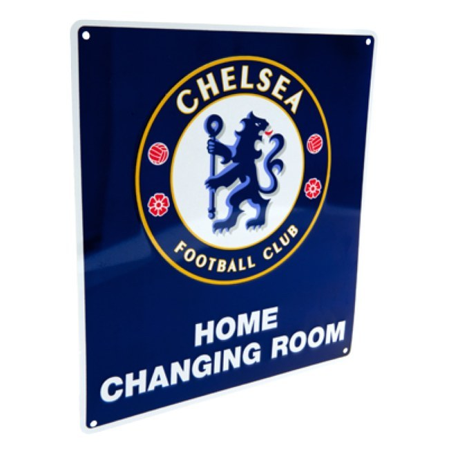 Cedule Chelsea FC Home Changing Room