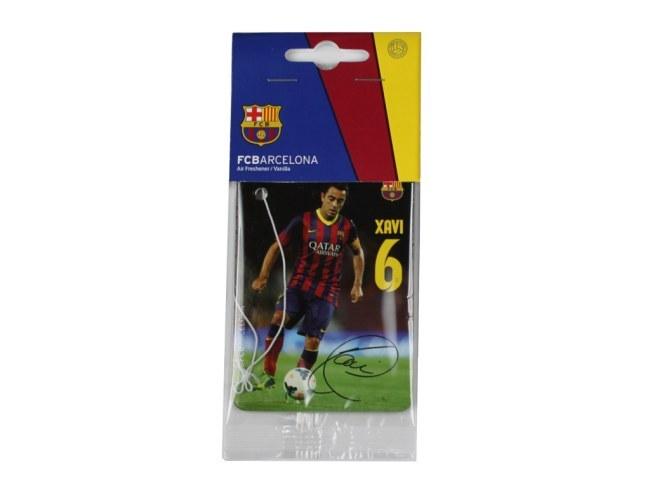 Osvěžovač vzduchu FC Barcelona Xavi
