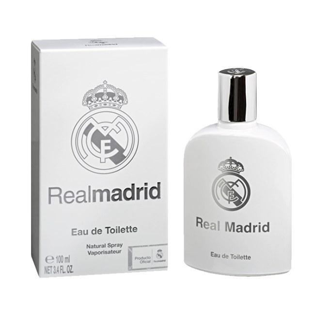 Toaletní voda Real Madrid