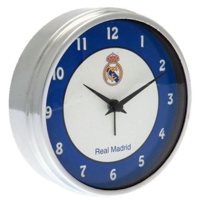 Nástěnný budík Real Madrid