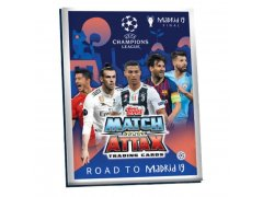 Album Topps Match Attax Champions League Road To Madrid 2019