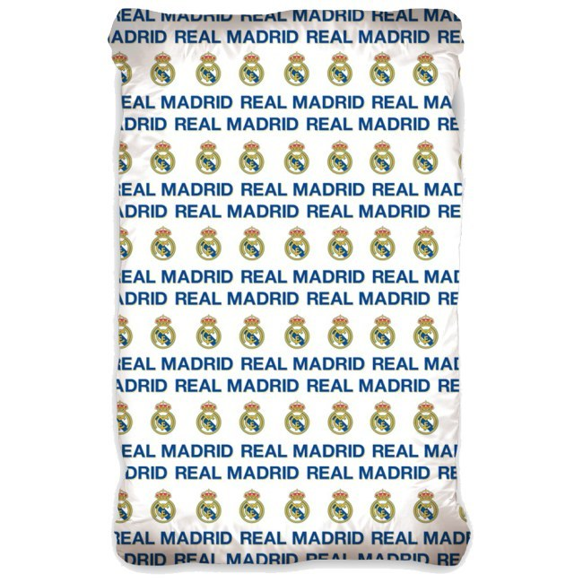 Prostěradlo Real Madrid Bílé