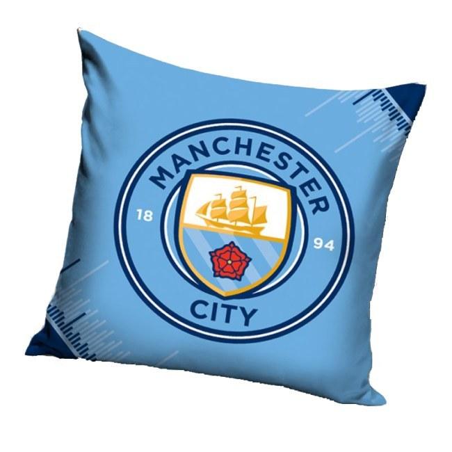 Polštářek Manchester City FC Compass