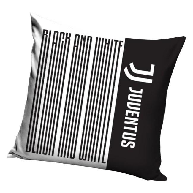 Polštářek Juventus FC Black Stripes