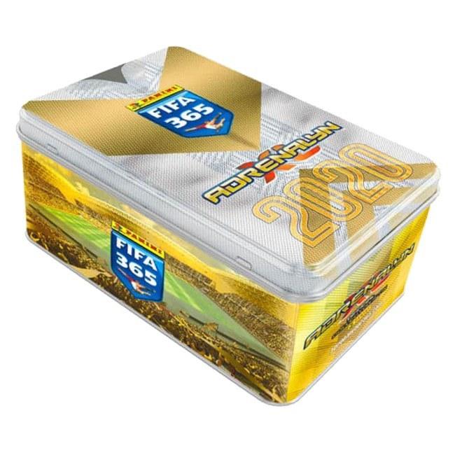 Velká dárková krabička Panini Adrenalyn XL FIFA 365 - 2020