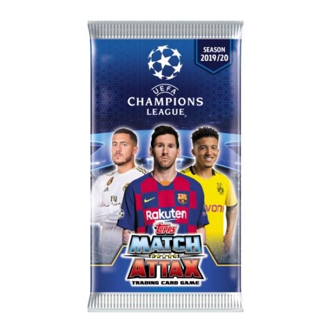 Balíček Topps Match Attax Champions League 2019/20