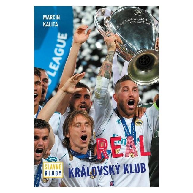 Kniha Real Slavné kluby