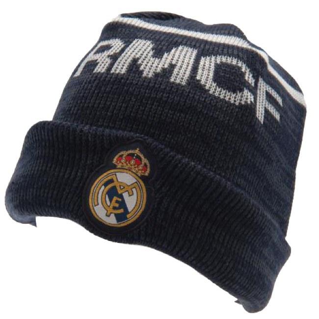 Zimní čepice Real Madrid