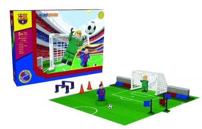 Lego Nanostars FC Barcelona - penalty