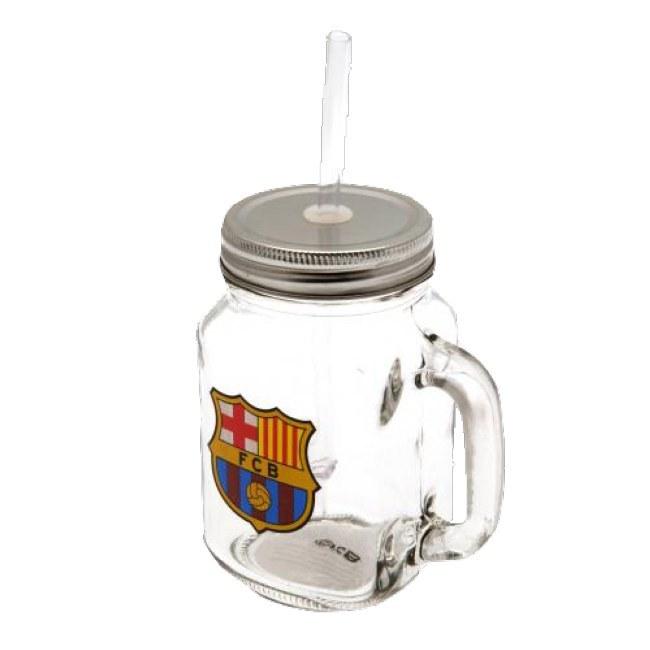 FC Barcelona sklenice
